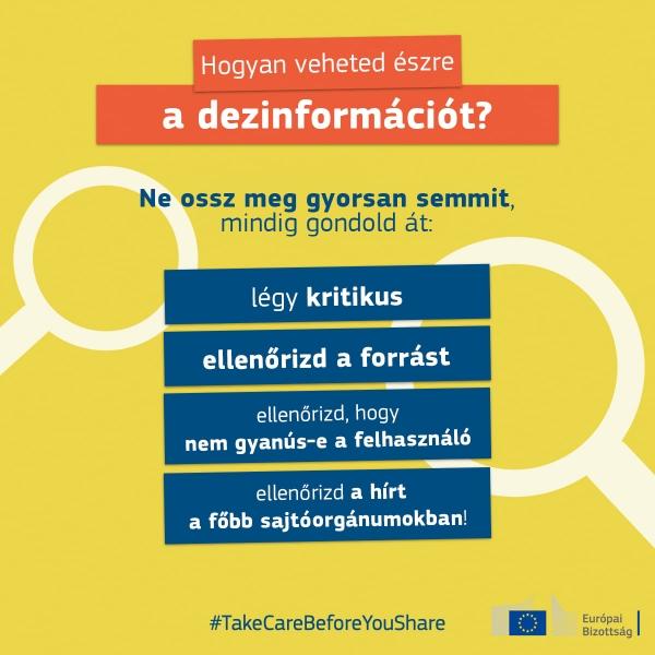 Az Európai Bizottság iránymutatása a dezinformáció visszaszorítását célzó gyakorlati kódex megerősítéséhez