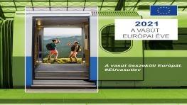Vonatra fel: 2021 a vasút európai éve
