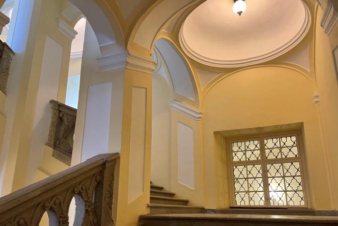 Megyeháza - lépcsőház